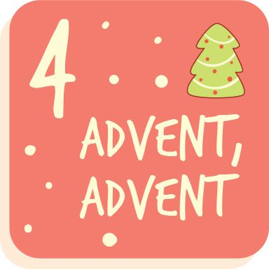 adventskalender gr ne geschenke ideen zu weihnachten. Black Bedroom Furniture Sets. Home Design Ideas