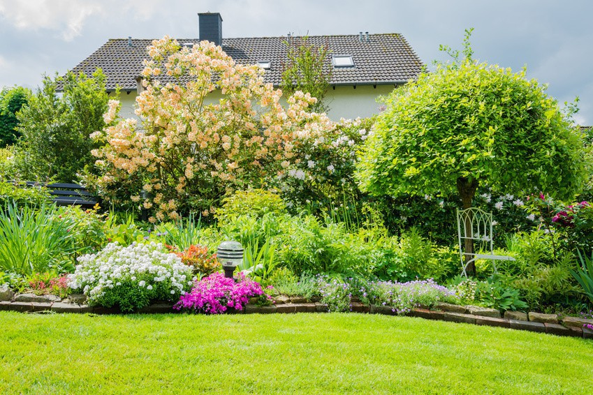 Get the garden for Gartengestaltung rhododendron